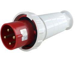 125 amp 3 phase plug