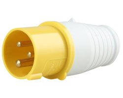 16a 3 phase industrial plug