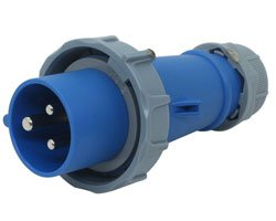 16a ceeform industrial plug