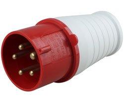 5 pin 32amp industrial plug