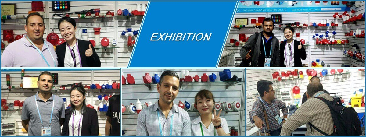 ZZDQ at industrial socket and plug exhibition