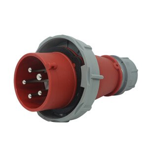 16amp industrial socket 5-pin IP67